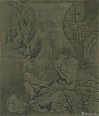 古瓶系列.No.8·空谷图