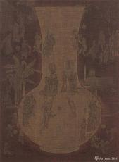 古瓶系列.No.12·蹴踘图