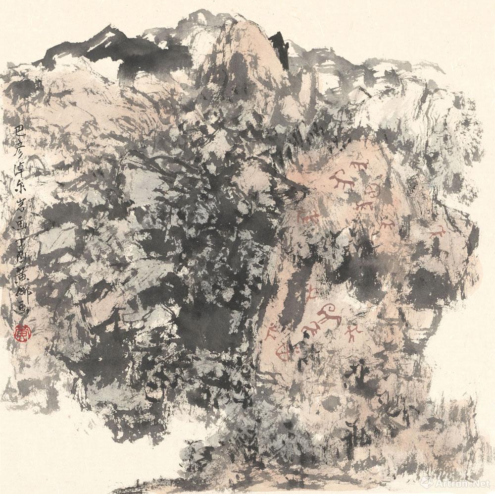 巴彦淖尔岩画