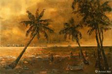 十五世纪马尔代夫·中国船队作