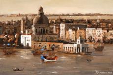 十五世纪威尼斯海关·中国商船