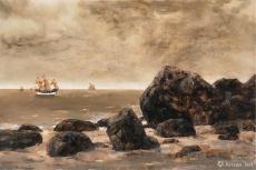 十六世纪槟城海珠岛·马六甲海峡的中国商船