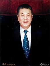 澳门特首何厚铧<br>^_^Mr. Edmond Ho Hau Wah