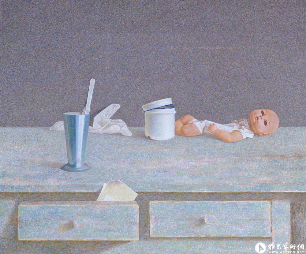 桌上的玩偶