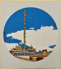 西藏小景Ⅰ