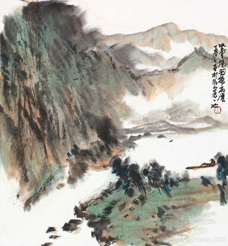 山水系列(24)