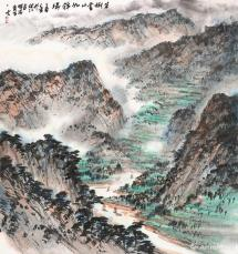 山水系列(25)