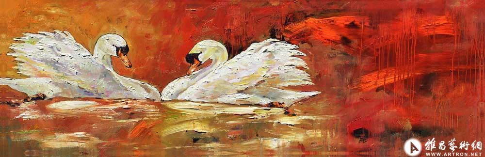 天鹅系列之秋语^_^Swan Series NO.10