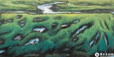 邦杰塘草原之春