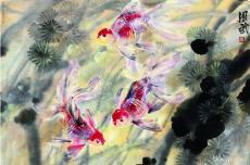 金鱼作品(10)