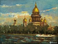 金色的教堂