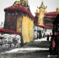西藏寺庙印象
