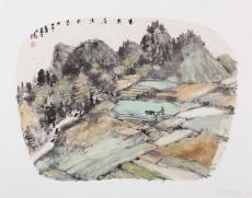 连城写生(2)