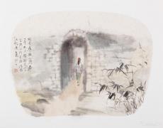 连城写生(9)