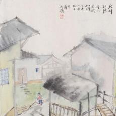 连城写生(11)