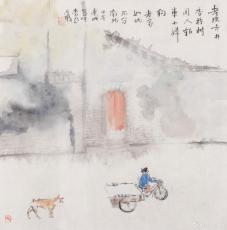 连城写生(12)