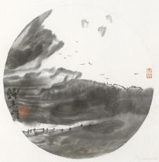 扇面作品(84)