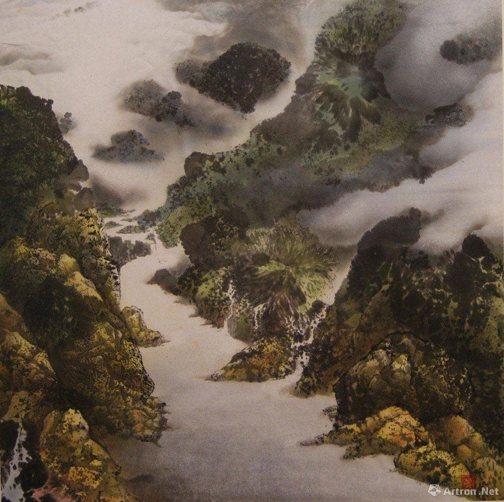 春山圖(2)