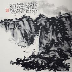 积雨辋川庄作