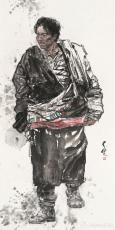 藏族汉子之四