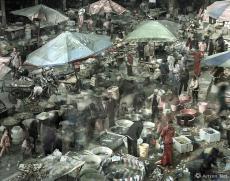 《故城》系列之菜园坝