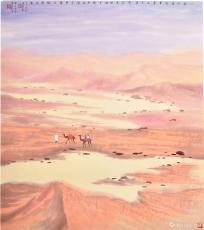 科威特沙漠