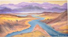 也门沙漠高原