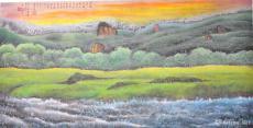 巴林王国杜汉山