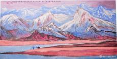 乌兹别克斯坦天山