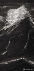 静静的布达拉峰