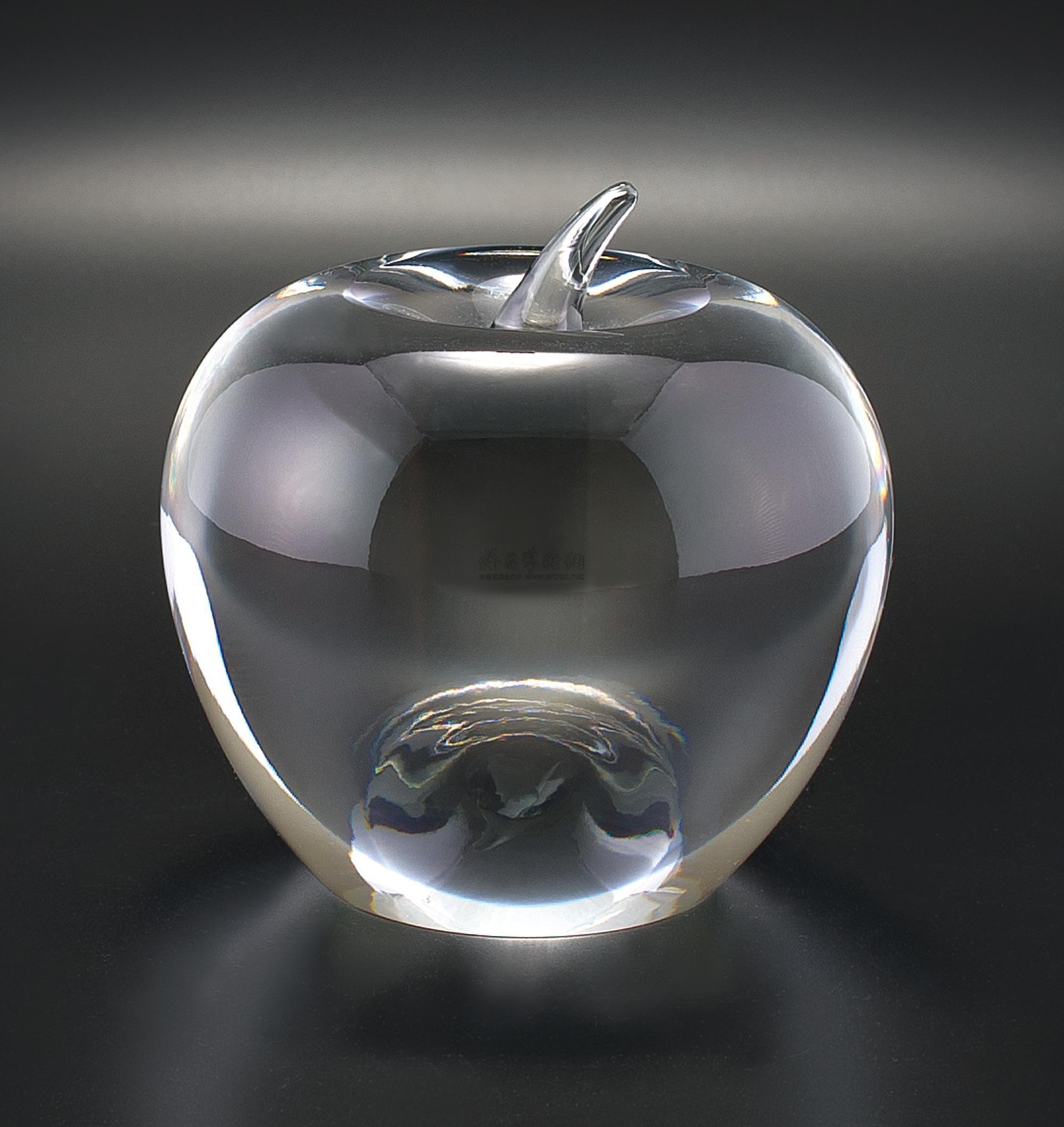 0459 tiffany & co. 水晶苹果图片