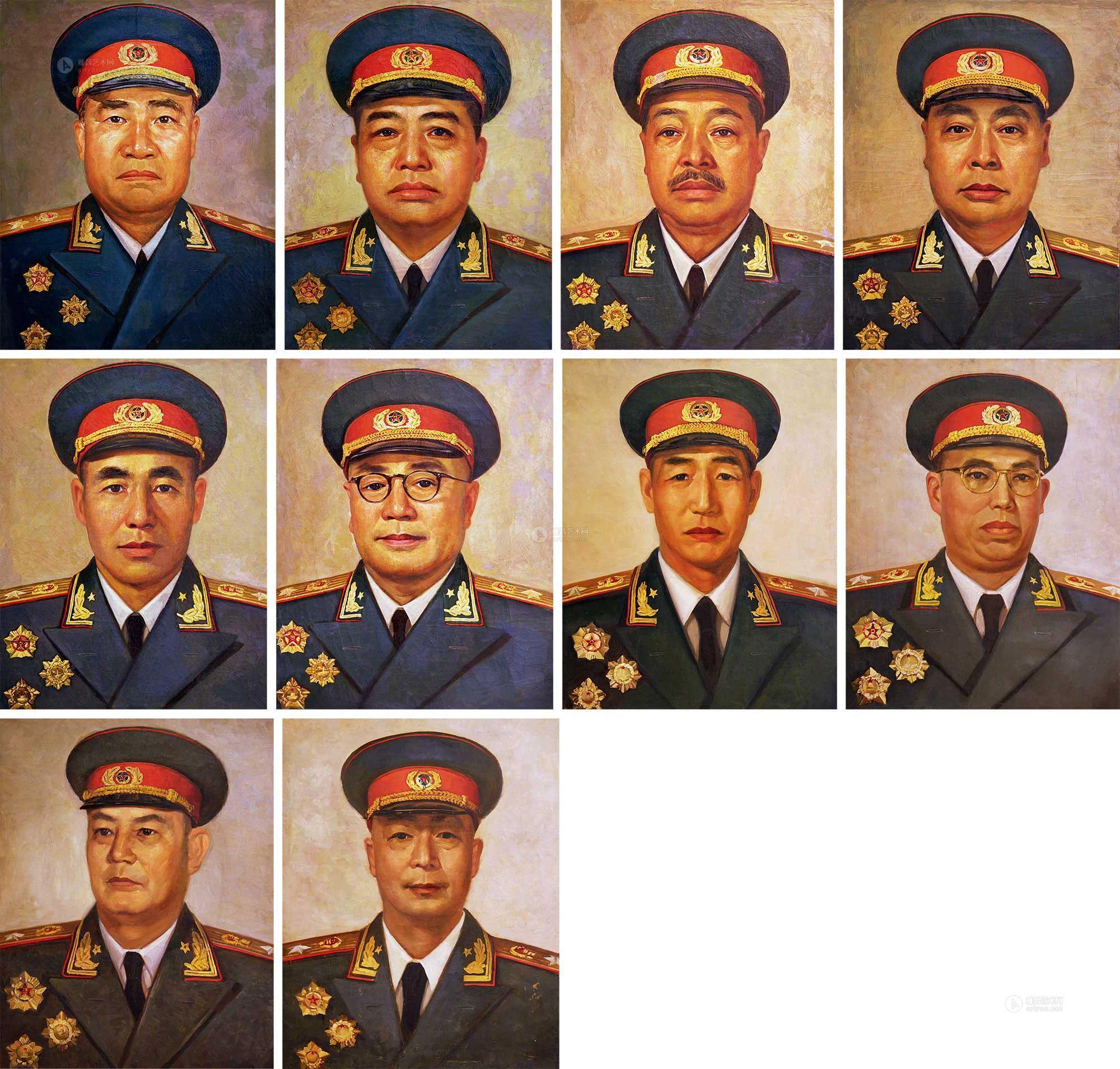 林彪十大元帅排第几_十大元帅排名-中国十大元帅排名
