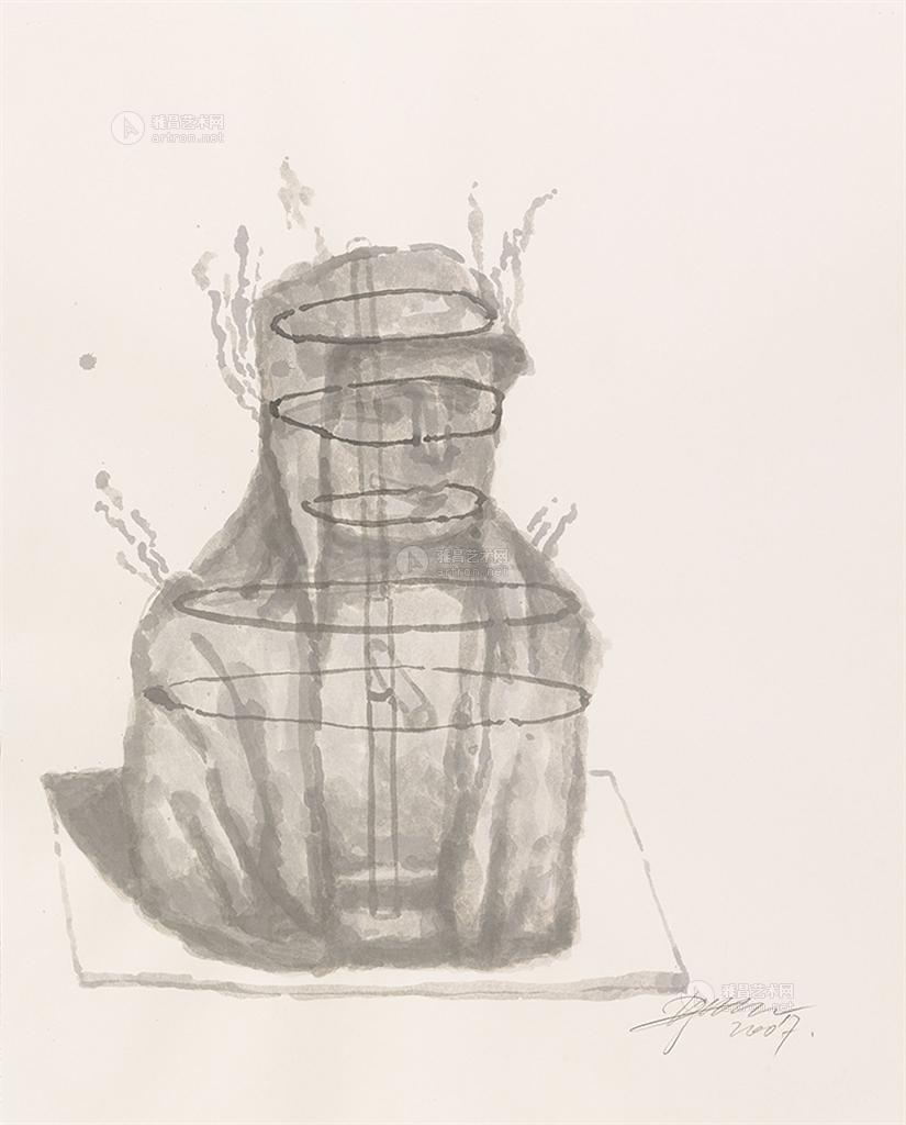 素描酱油瓶画法步骤