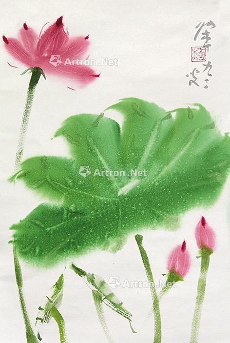 背景 壁纸 国画 绿色 绿叶 树叶 植物 桌面 472_703 竖版 竖屏 手机