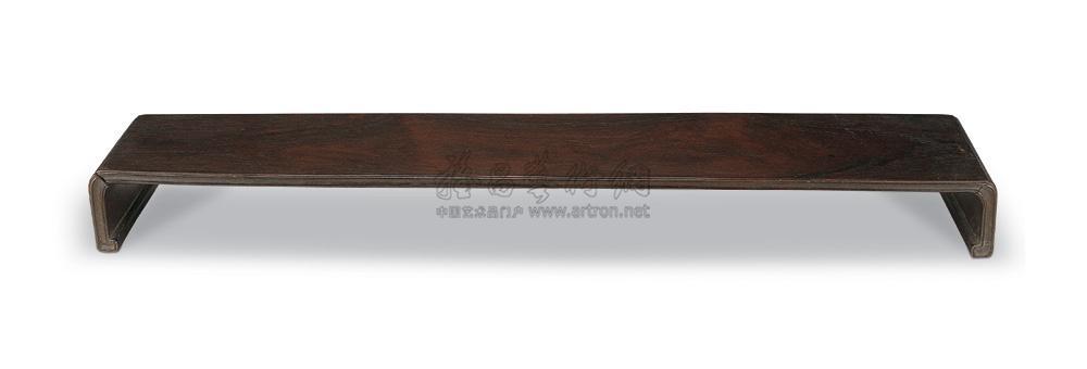 2406 清早期 红木长条几