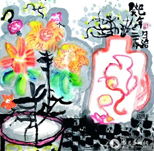 童心看世界 童画绘梦想 爱菊小学学生绘画作品展图片