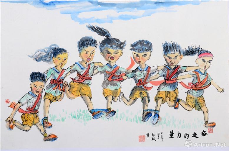展览介绍 健康,快乐,阳光,梦想,这是每一个热爱体育,坚持运动的少年努图片