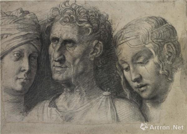 大英博物馆藏意大利文艺复兴时期素描精品展