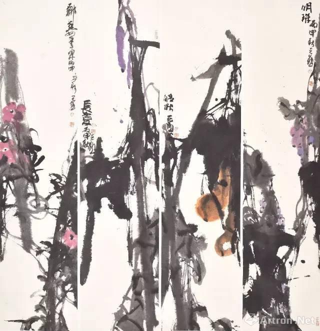 新中国美术家系列-云南省作品展