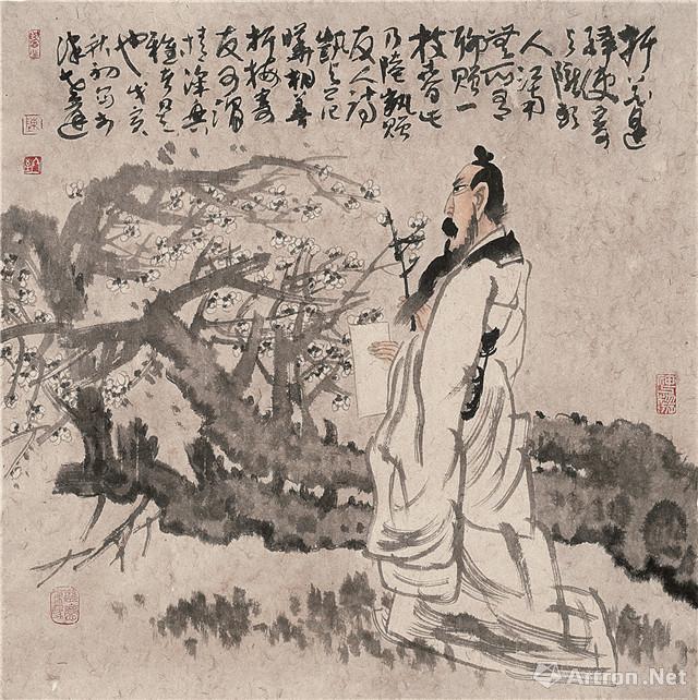 """""""浦江之约""""陈冬至、苏鸿升人物画展"""