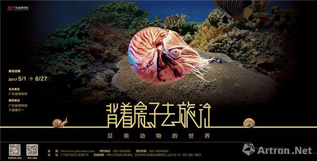 背着房子去旅行——贝类动物的世界