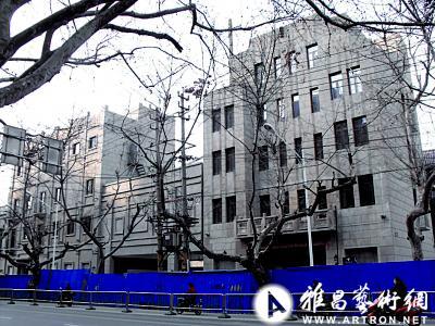 """民国小楼""""美大纸行""""变身电影历史博物馆"""