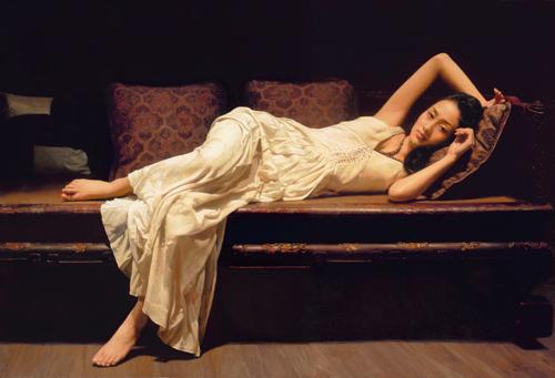 2011中国写实画派七周年展之---张义波