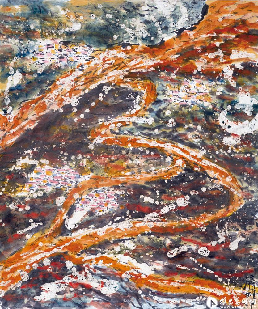 【雅昌带你看展览第208期】新加坡画家林祥雄世界巡展
