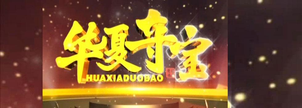 陕西卫视《华夏夺宝》