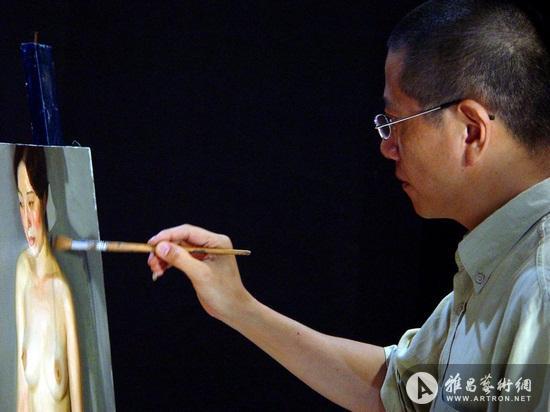 """陈丹青:中国当代艺术出生起就""""假想西方"""""""