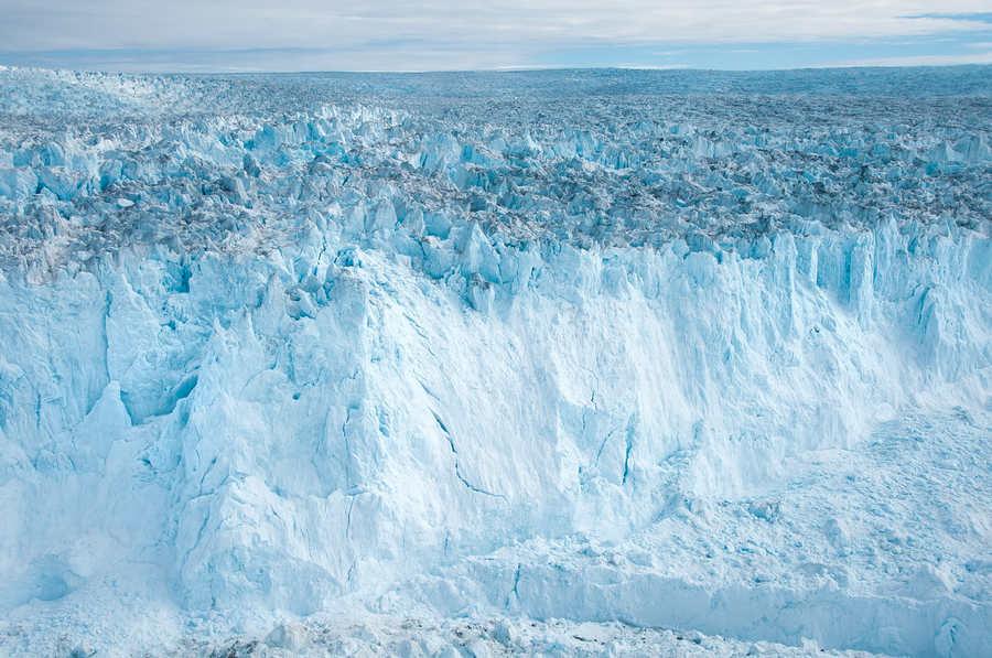 德国摄影师jan erik waider,游历格林兰岛,冰岛,拍摄到很多正在融化
