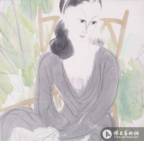 上海嘉禾2013秋拍力推林风眠人物系列
