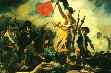 张广军:十九世纪法国印象派代表画家