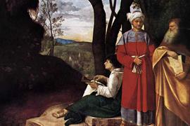 易英08集:意大利文艺复兴晚期美术